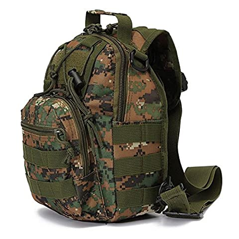 Money coming shop Hot Sale Outdoor Sport Nylon Tactical Military Sling Single Shoulder Chest Bag Pack camping hiking Backpack climbing bag