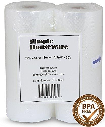 2 Pack - SimpleHouseware 8