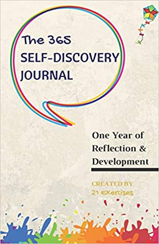 Amazon com: The 365 Self-Discovery Journal: One Year Of