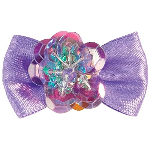 Aria Pixie Bows for Dogs, 100-Piece Canisters by Aria (Image #2)