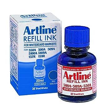 Artline ESK-50A-RO - Tinta para rotulador de pizarra blanca ...