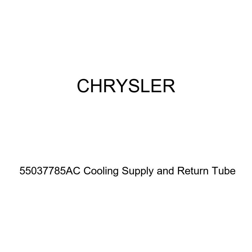 Genuine Chrysler 55037785AC Cooling Supply and Return Tube