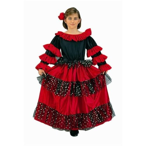 Burlesque Costumes For Sale (Spanish Beauty - Child Large Costume)