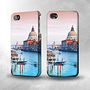 Apple iPhone 4 / 4S Case - The Best 3D Full Wrap iPhone Case - Beauty of Venice Italy