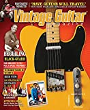 Vintage Guitar Magazine: more info