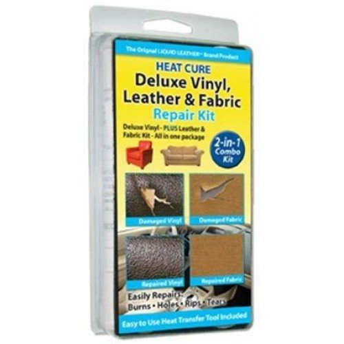 Leather Furniture Repair Kits Reviews: New Liquid Leather Vinyl Fabric Repair Kit Worth $56