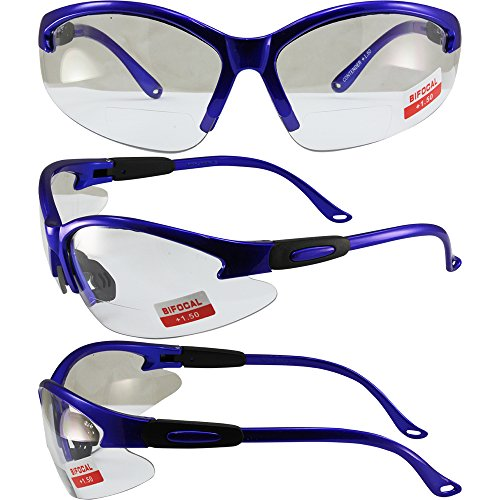 Bifocal Safety Goggles - 8