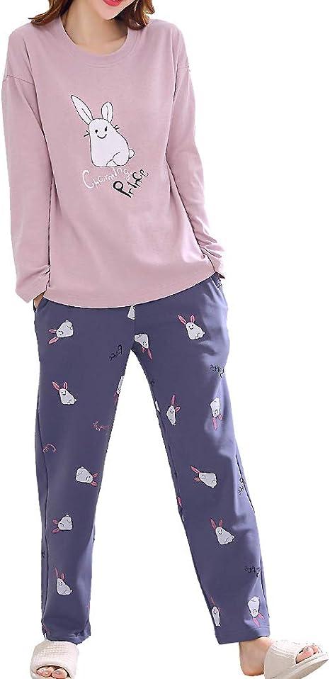 Girls Childrens Rabbit All in One Ones Sleepwear Loungewear Gift