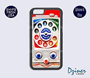 iPhone 6 Plus Case - Toy Phone iPhone Cover