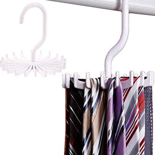 Tie Free shipping Scarf Hanger Rack Organizer Rotating Belt Holder