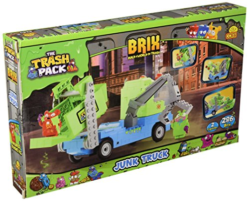 trash pack sewer truck - 4