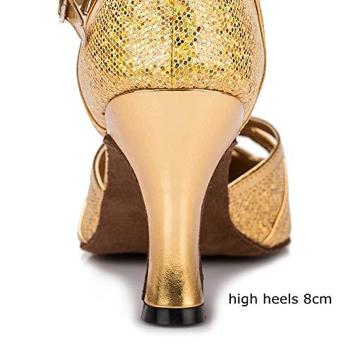 Ballroom donna Ballroom Gold donna Meijili Meijili USRR1q