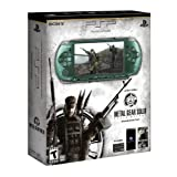 Sony PSP 3000 Metal Gear Solid Entertainment Pack - Spirited Green