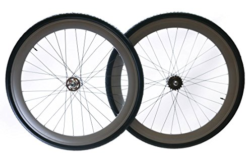 fixed rear wheel - 7