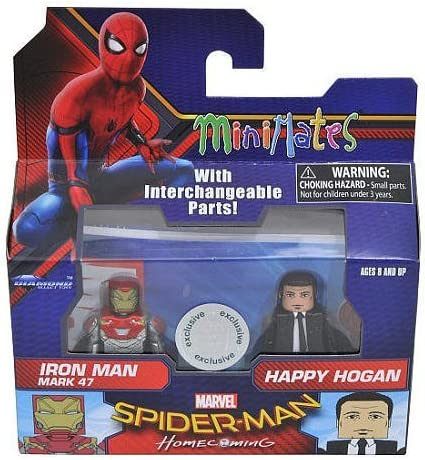 May Parker Marvel Spider-Man Homecoming Series 73 2-Inch Mini-Mate