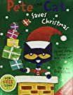 Pete the Cat Saves Christmas: Includes Sticker Sheet!