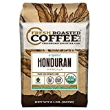 Organic Honduran Marcala Fair Trade Coffee, Whole Bean Bag, Fresh Roasted Coffee LLC. (2 LB.)