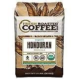honduran coffee - Organic Honduran Marcala Fair Trade Coffee, Whole Bean Bag, Fresh Roasted Coffee LLC. (2 LB.)