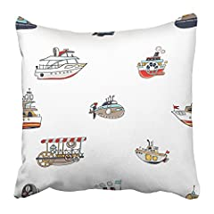1.It will definitely go without doubt that our Throw Pillow Covers will cover your pillows perfectly.2.Made of Polyester and Polyester Blend,material did not shrink.Fully invisible zipper protection.3.Double sided printing.Suitable for any wa...