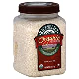 Riceselect Rice Arborio Jar Organic, 32 oz