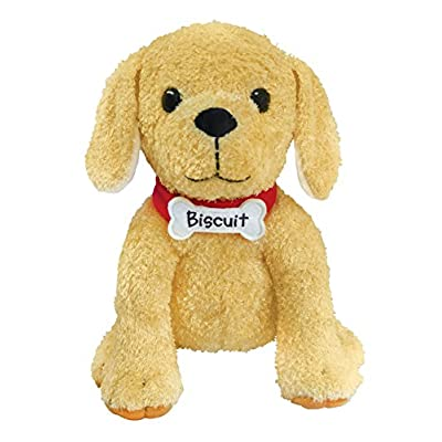 MerryMakers Biscuit Plush Doll, 10-Inch: Capucilli, Alyssa Satin: Toys & Games