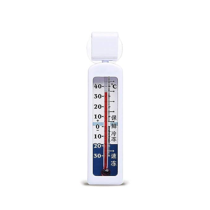 LDJC Termómetro de congelador Prime, refrigerador Digital a Prueba ...
