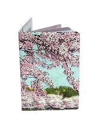 Cherry Blossoms Passport Holder
