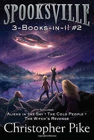 book cover of Spooksville 3-Books-in-1! Vol 2