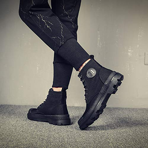 Athletic Da Martins Sneakers Boots Casual Casual Leggero All'aperto Primavera Tulle Corsa Comfort top 41 Scarpe travel Mens a Alto Xue Autunno aPqwvv