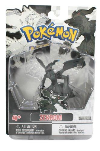 - Jakks Pacific Pokemon Black and White Figure Single Pack Volume 1 - Zekrom