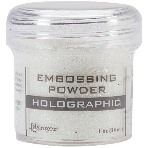 Ranger Embossing Powder .60oz, Holographic