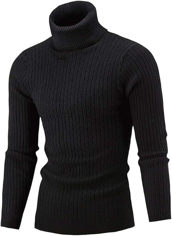 SXZG Otoño E Invierno Nuevos Suéteres para Hombres Moda Casual ...