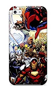 Benailey ZdGNGDM7264xZODh Protective Case For Iphone 5c(marvel) by supermalls