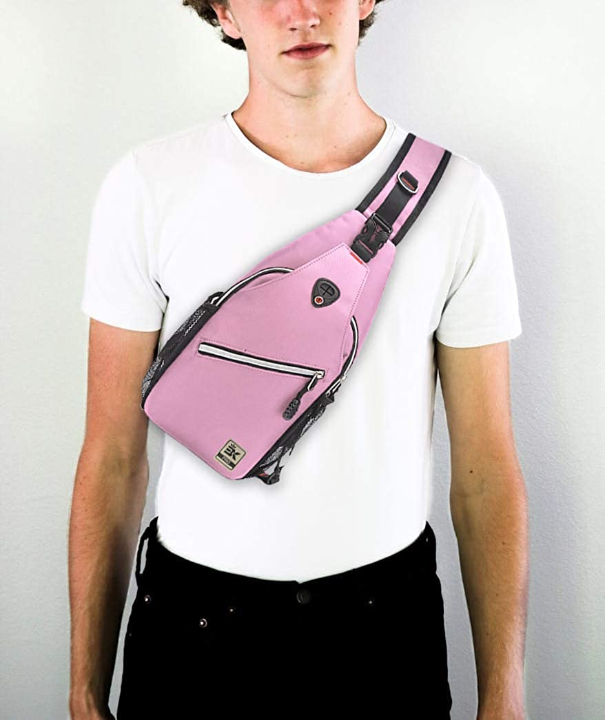 repelente al agua mochila de viaje al aire libre Bolsa de deporte para gimnasio para hombre y mujer EK