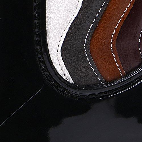 Shoes Black Rain Garden Booties TONGPU Women's Waterproof w1x0tUaY