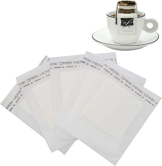 Sipliv filtro de café de papel filtros de una sola taza ...