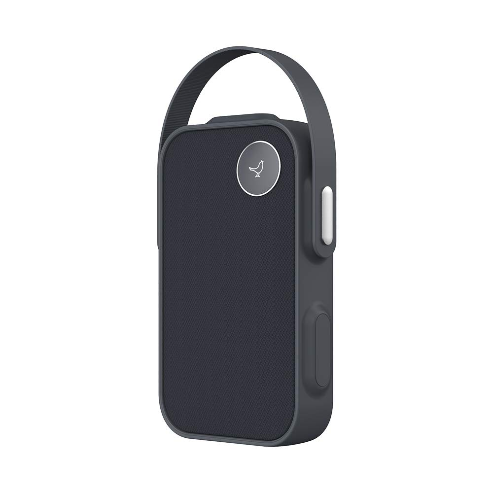 Libratone OneClick - Altavoz con Bluetooth y función SoundSpaces, color negro