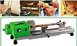 Tools Centre Precision Mini Wood Lathe Machine Diy Woodworking Mini Lathe Machine.