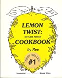 Lemon Twist, Ree, 0929622006