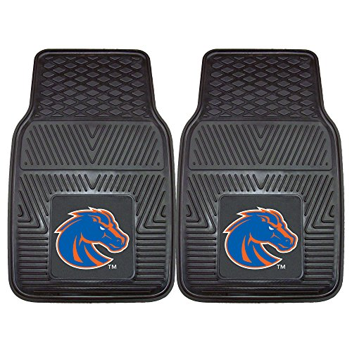 Ncaa Heavy Duty Vinyl - FANMATS NCAA Boise State University Broncos Vinyl Heavy Duty Car Mat