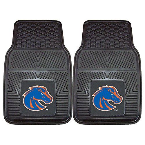 (FANMATS NCAA Boise State University Broncos Vinyl Heavy Duty Car Mat)