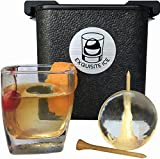 Exquisite Ice Ball Maker - Perfect Crystal Clear Ice Spheres for Whiskey