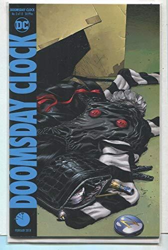 Doomsday Clock #2 of 12 NM DC Comics LG2
