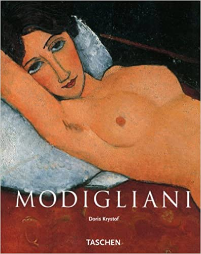 Book Amedeo Modigliani 1884-1920: The Poetry of Seeing (Taschen Basic Art Series)