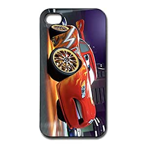 Cars Slim Case Case Cover For IPhone 4/4s - Nerdy Cover