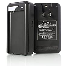 Aukru External Battery Charger Dock for Samsung Galaxy S5 i9600/G900