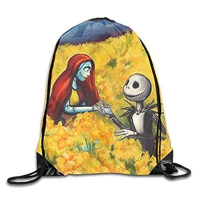 GUOZX Men&Women Jack's Bloom Durable Travel Bag