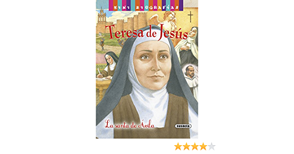 Teresa de Jesús (Mini biografías): Amazon.es: Manso, Javier ...