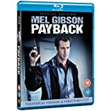 Payback - Theatrical Cut and Director's Cut [Blu-ray] (Region Free)