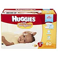 Huggies\x20Little\x20Snugglers\x20Diapers\x20\x2D\x20Size\x201\x20\x2D\x2080\x20ct